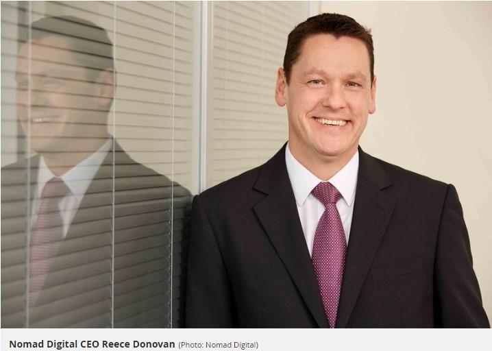 CEO Reece Donovan