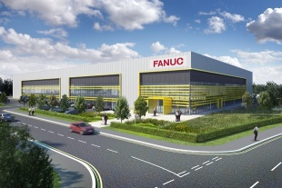 FANUC UK is moving to Ansty Park, Coventry