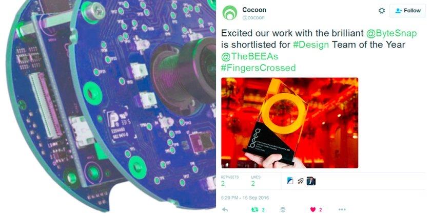 top electronics industry awards 2016 ByteSnap