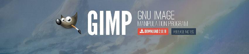 Free electronics design tools_GIMP Image Editor