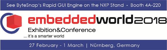 embedded world 2018-Logo