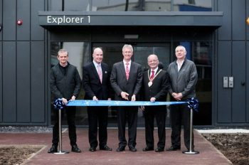L-R-IBEX-CEO-Neil-Loxley-Business-Durham-MD-Brian-Archer-Satellite-Applications-Catapult-CEO-Stu