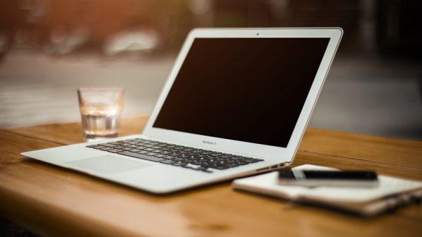 CRM laptop