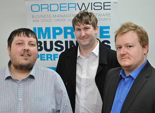 Software firm grows technical team
