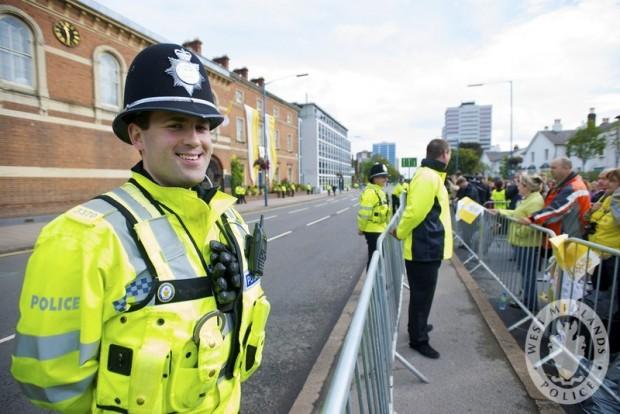 West Midlands police save £5m with digitisation
