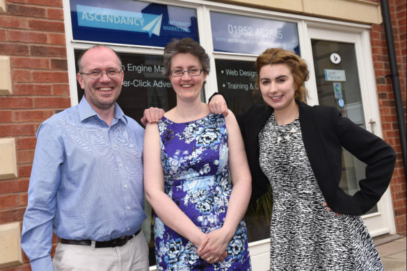 Shropshire digital marketing business expands