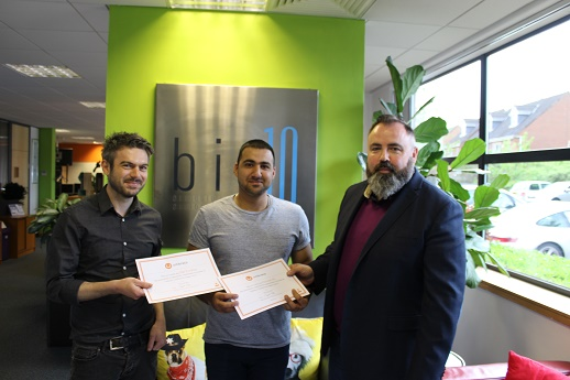 BIT 10 developers excel with Umbraco Certification