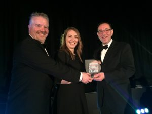 OrderWise ecstatic over Digital Business of the Year Award