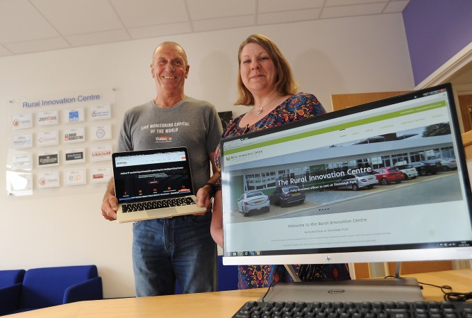 International IT company moved into a new base in Warwickshire
