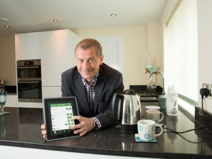 Home technology firm banks on growth