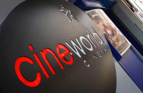 Imtech Inviron secures Cineworld contract