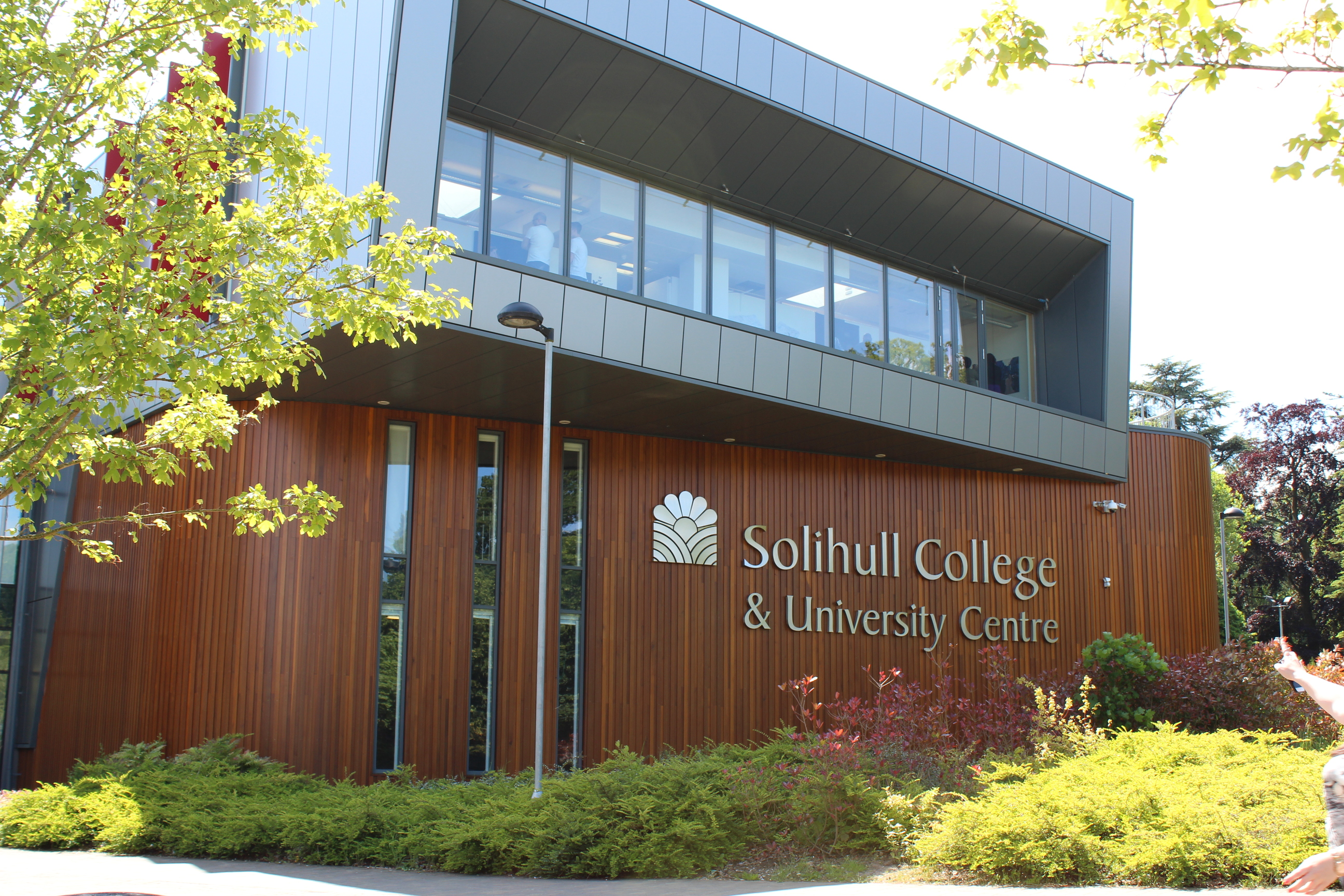 Solihull College improves student data management