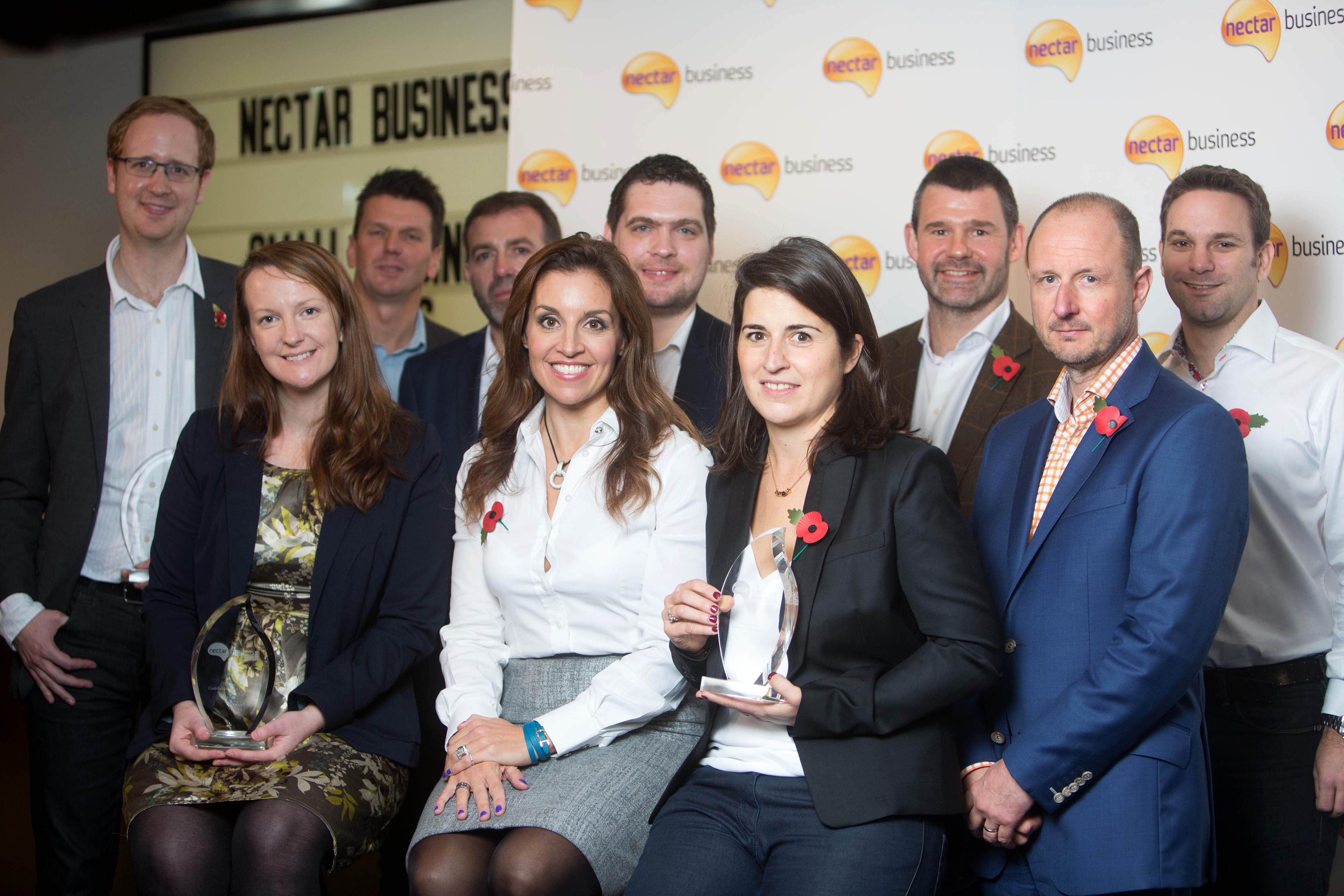 New Tech category for Nectar Business Small Business Awards