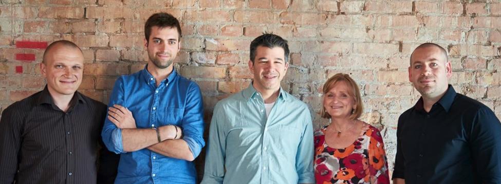 Uber invests in Birmingham app development firm