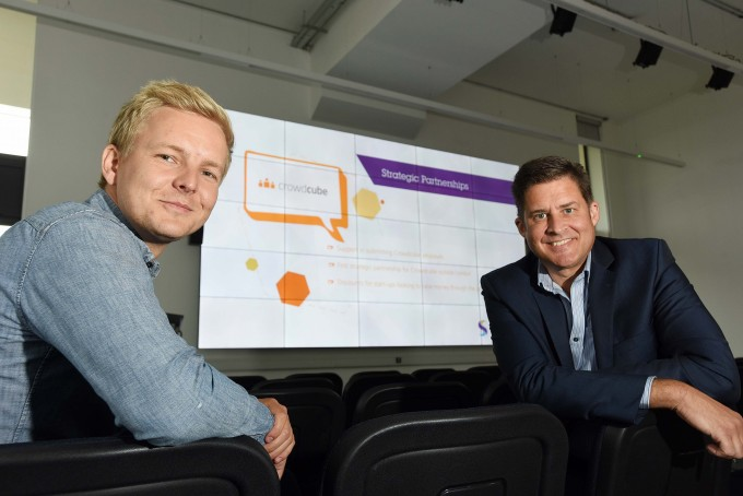 Innovation Birmingham announces partnership with Crowdcube