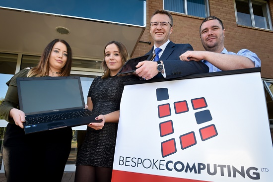 Office move supports growth strategy for IT firm, Bespoke Computing