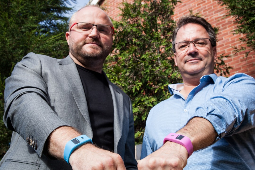 Leicester's Spirit buys health wearables firm Aseptika