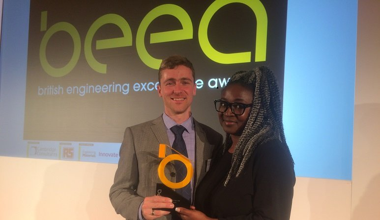 ByteSnap Wins BEEA 2016 Design Team of the Year