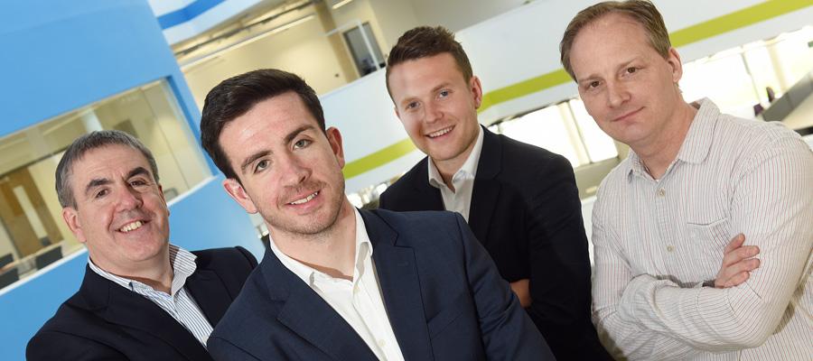 Birmingham wearable tech firm Kaido wins EIT Health Award
