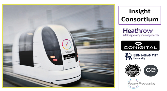 Conigital Group showcases future of transport at Innovate UK 2016