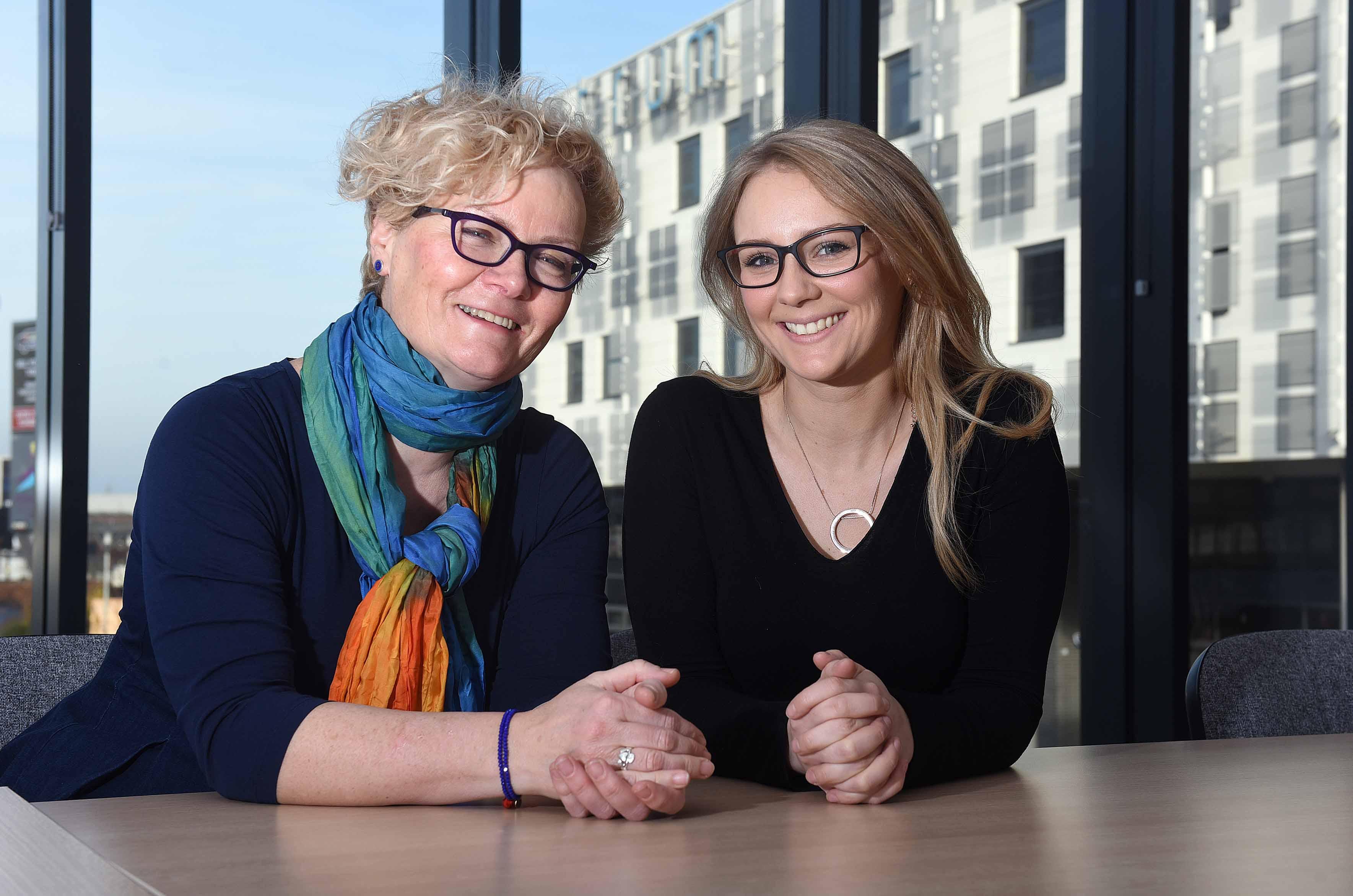 Birmingham duo recognised as leading women in tech