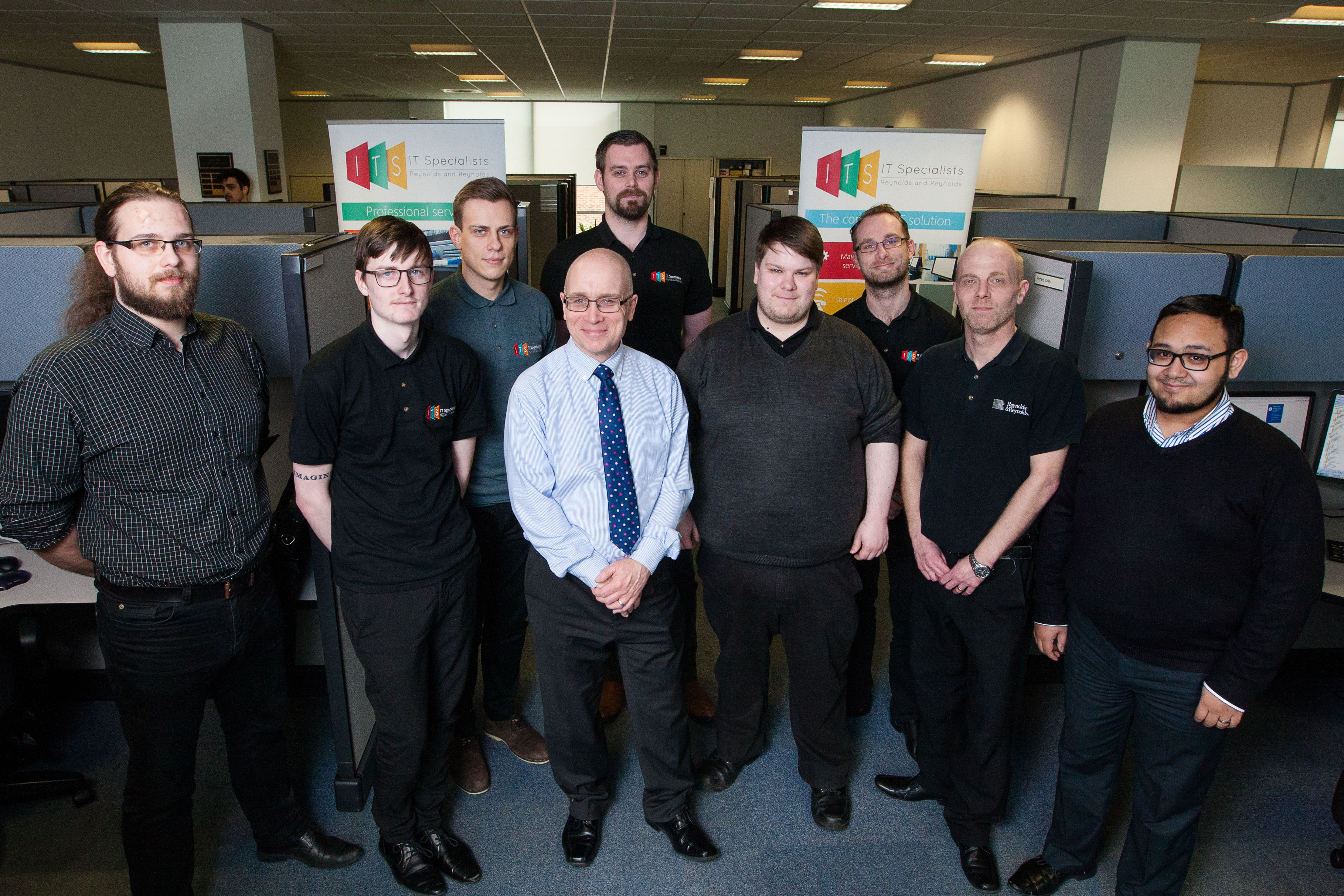 Birmingham service desk booming for IT Specialists, a nationwide MSP