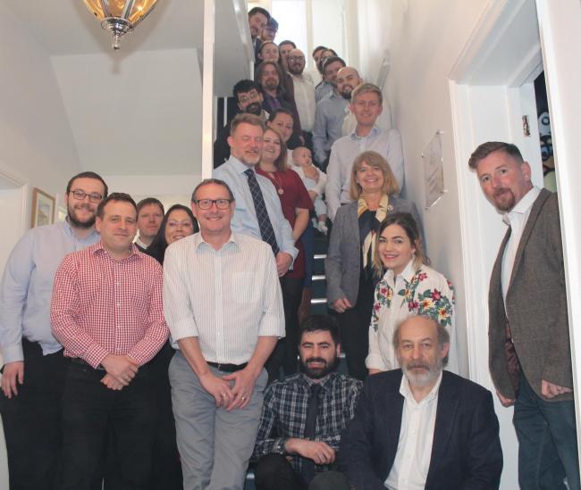 Malvern technology company AuraQ enjoying significant growth