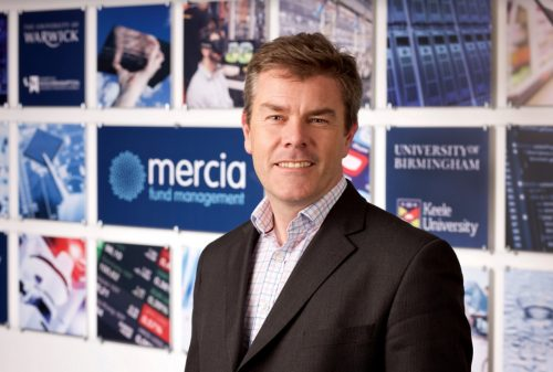 Mercia Fund Management to participate in £8.5m accelerator programme