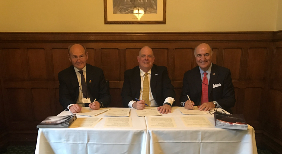 Midlands Engine signs MoU with US centre of research in cybersecurity
