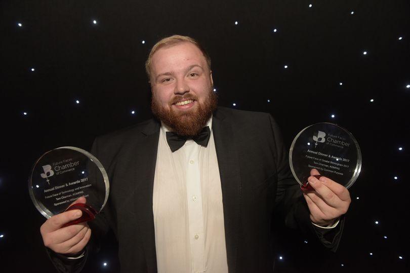 Tech entrepreneur crowned Future Face of Greater Birmingham