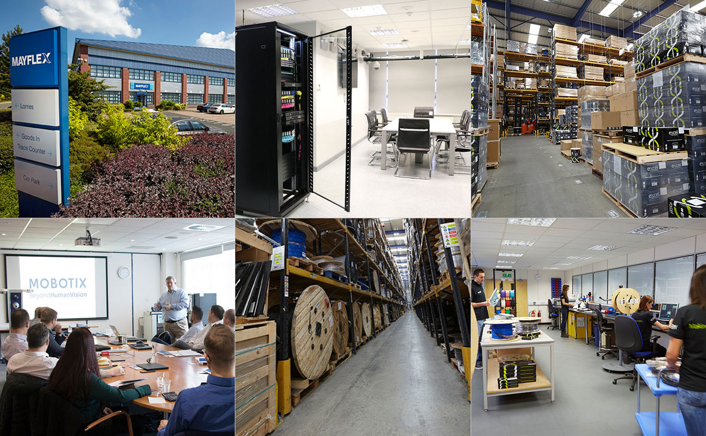 Mayflex introduces monthly tours of its Birmingham HQ