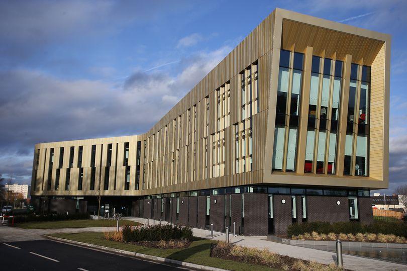 Nottingham University's robotics research centre is complete