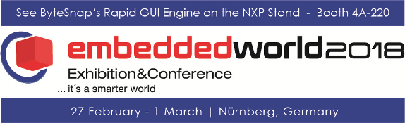 embedded world 2018-Logo
