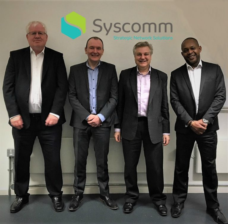 Network solutions provider Syscomm builds sales and marketing