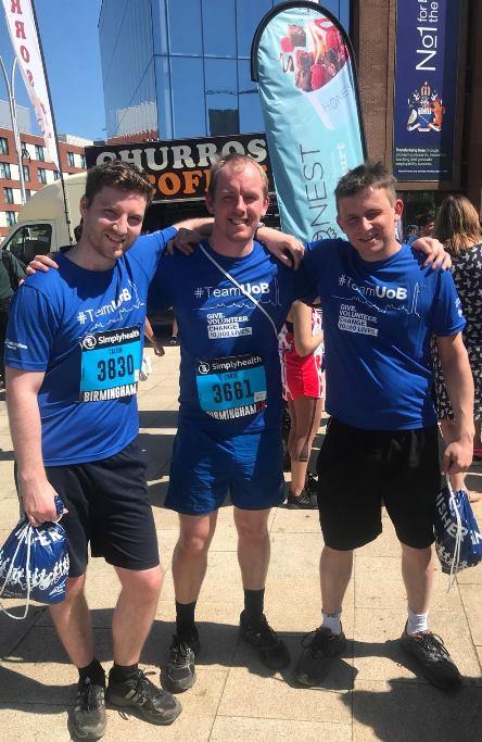 Birmingham 10K – ByteSnap Runners Among Record-Breaking Participants