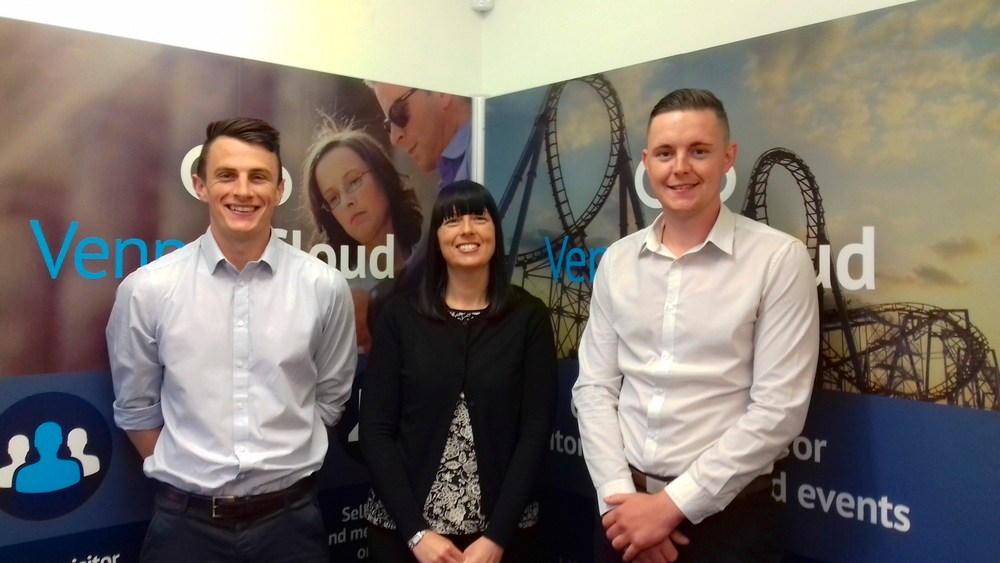 Ticketing software firm expands with new appointments