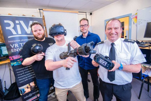 Midlands VR experience company plans global expansion