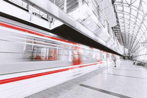 Vodafone tests 5G tech at Birmingham train station