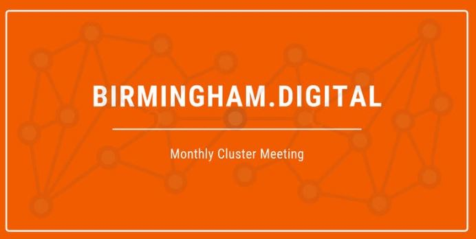 Birmingham Tech Cluster announces November meeting date