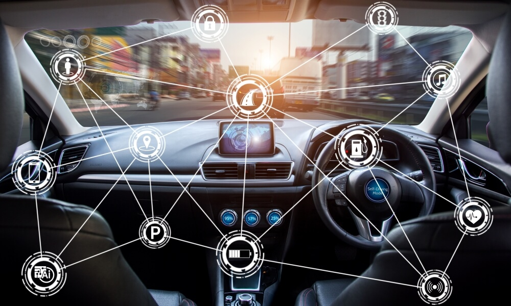 driverless car - IoT Insights