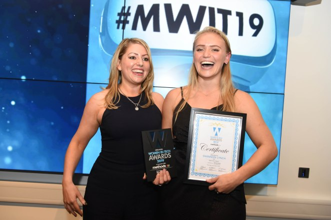 First ever awards ceremony celebrating Midlands women in technology