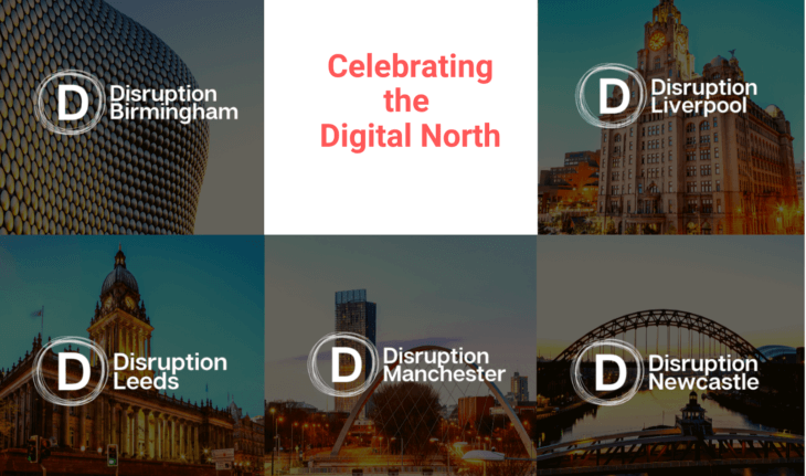 Disruption North scheme launched to boost digital and tech firms in Birmingham