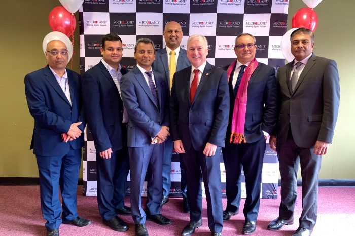 India's Microland opens European headquarters in Birmingham