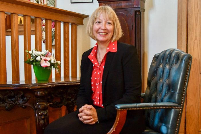 International Women's Day  interview with Sharon Hamilton, MD of Edge Testing