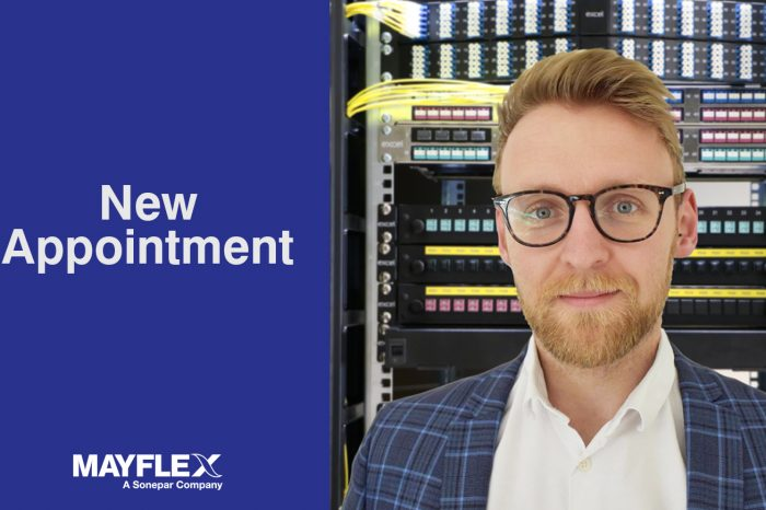 Mayflex Appoints a new Account Manager for the Midlands