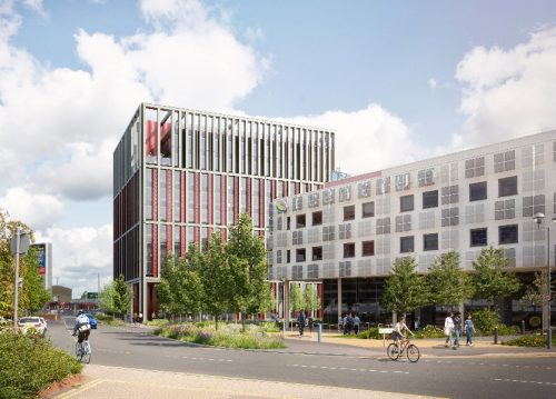 Innovation Birmingham campus sets out £30 million expansion plans