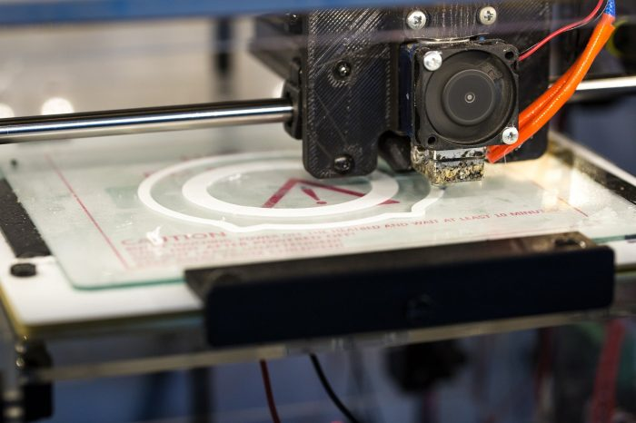 Derby among top 15 European centres for 3D printing