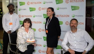 BetaDen hits milestone with investment landmark