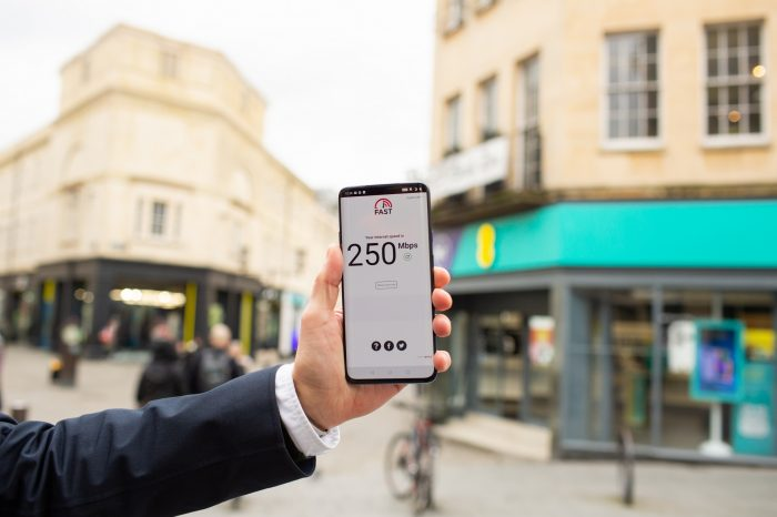 EE switches on 5G in Stafford