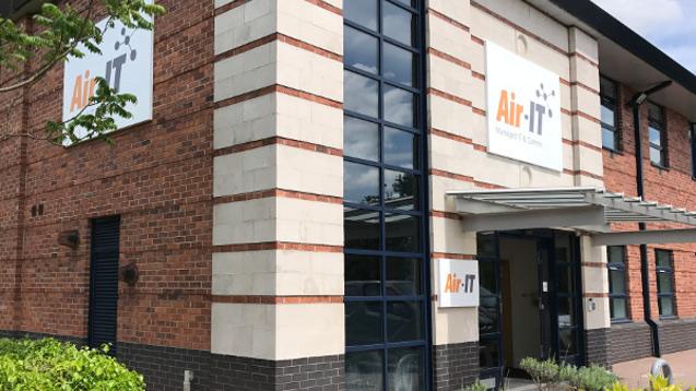Nottingham's Air IT acquires London MSP Netstar